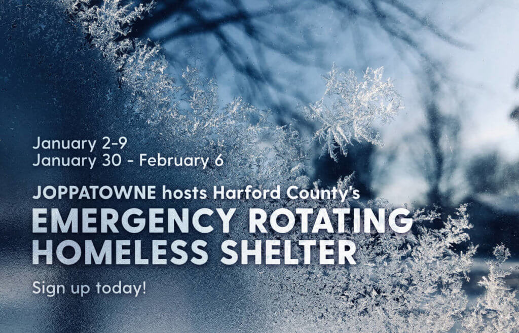 Harford County Emergency Rotating Shelter